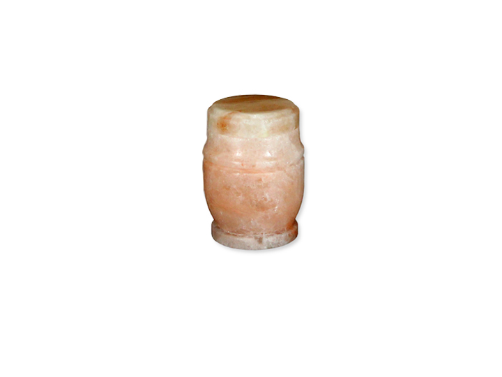 Biodegradable salt passages keepsake urn