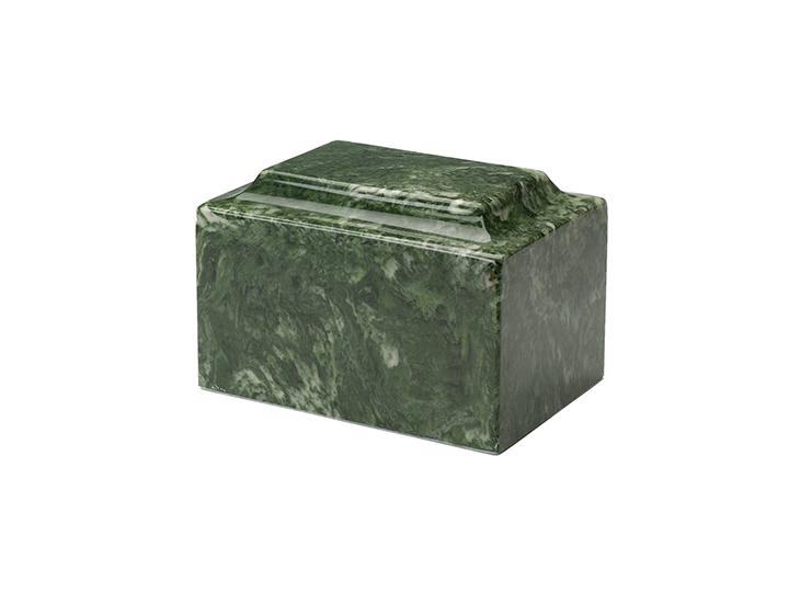 Meadow green urn
