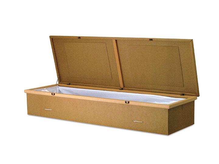 Utility casket