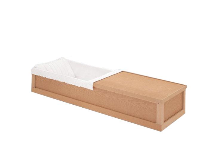 Stratus cremation casket
