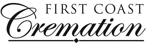 First coast cremation logo
