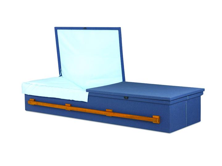 Dawson cremation casket