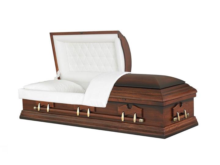 Fredrick burial casket
