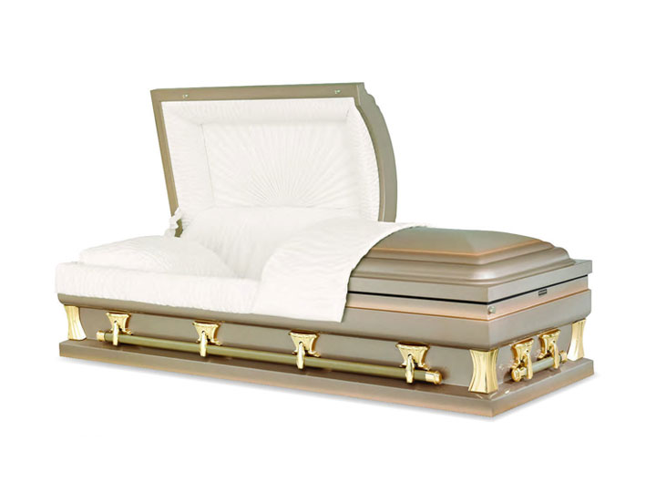 Mckinley burial casket