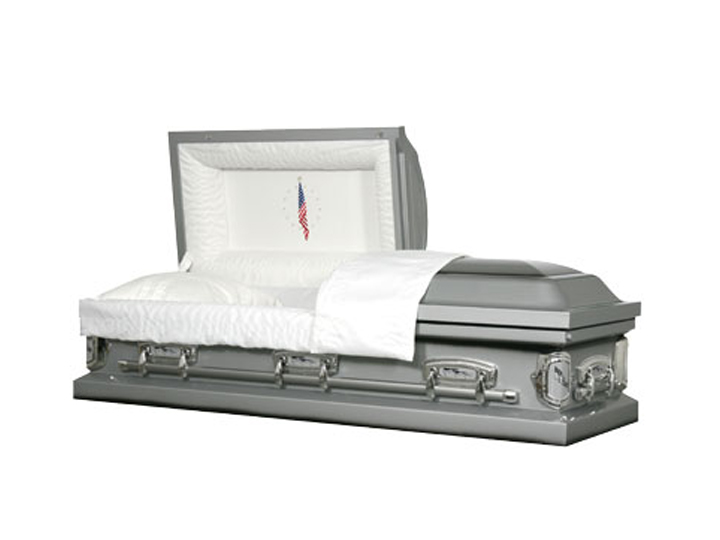 Signet supply patriot casket