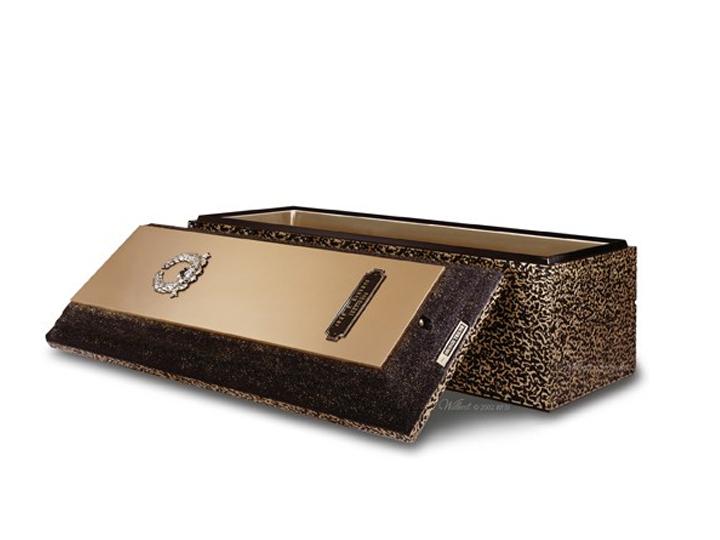 Wilbert bronze triune vault