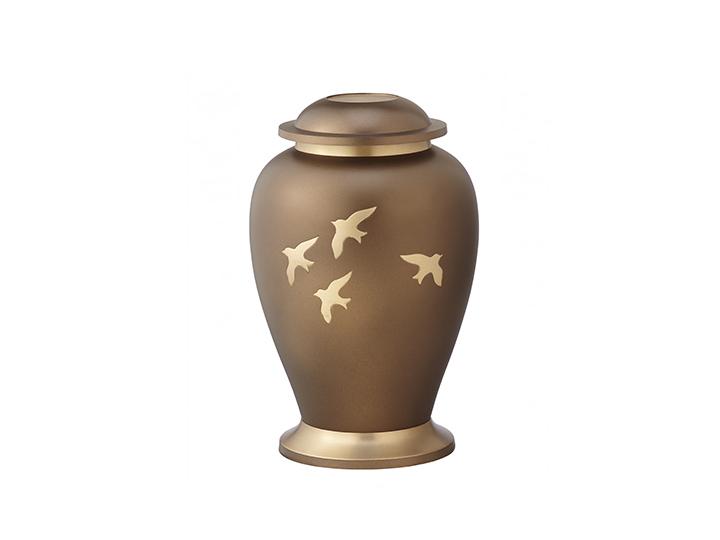 Wilbert direct avondale russet urn