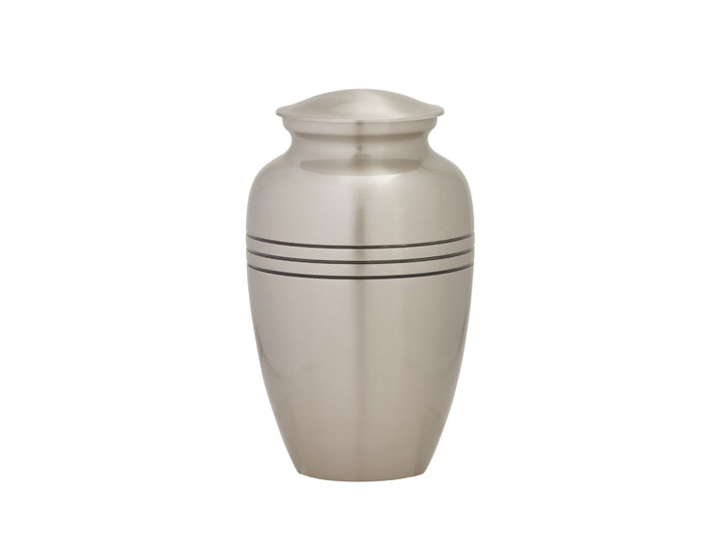 Wilbert direct classic pewter urn