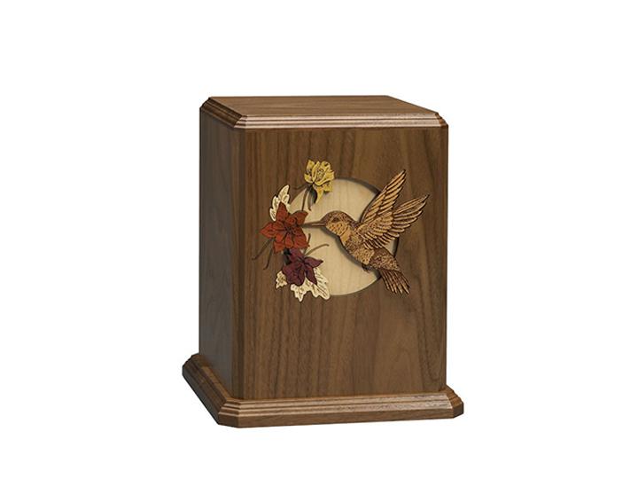 Wilbert direct hummingbird urn