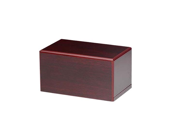 bogato cherry veneer urn