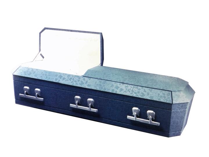 40 lamb steel cremation casket 3