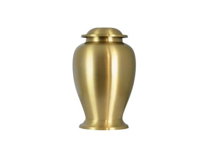 Sudley brass urn
