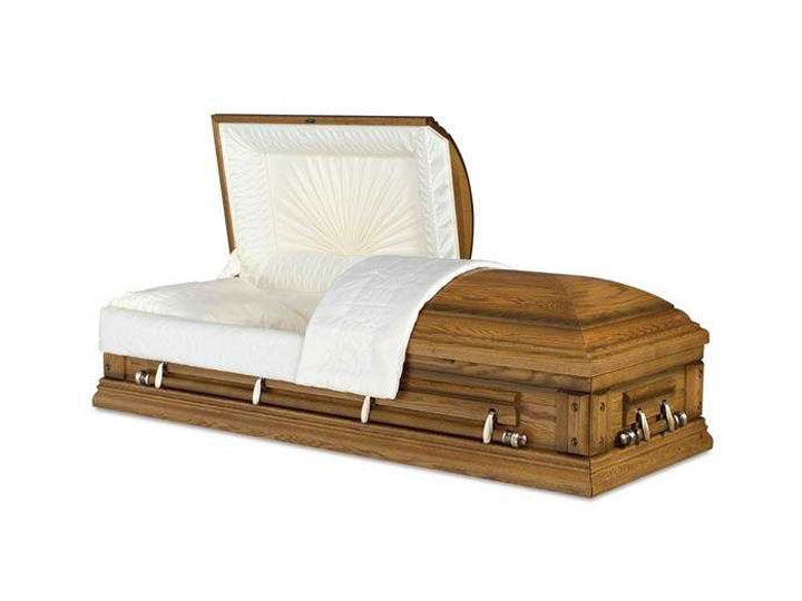 Norwood rental casket   thacker cremation