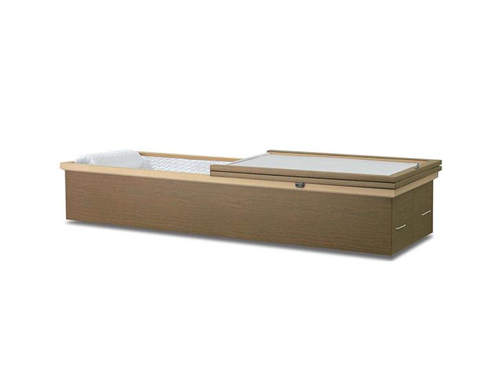 First step cremation casket